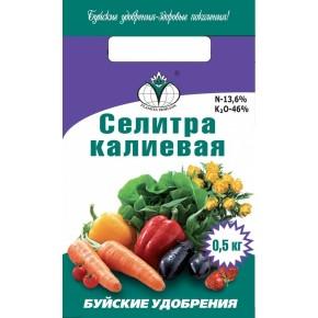 """Удобрение """"Калиевая Селитра"""" 0,5 кг"""