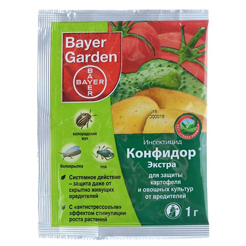 "Инсектицид Bayer Garden ""Конфидор Экстра"" 1 г"